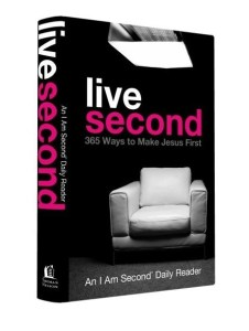 live second book image