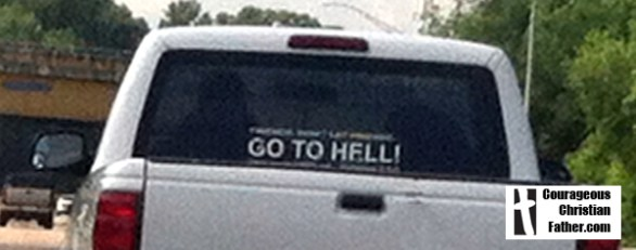 Go To Hell - Truck