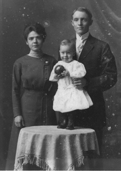 The Caldwell's, Missionaries, Aboard the Titanic.