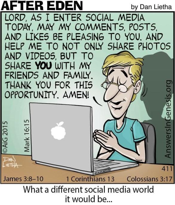 After Eden Social Share Comic
