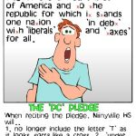 Back Pew - PC Pledge - Letter T Removed
