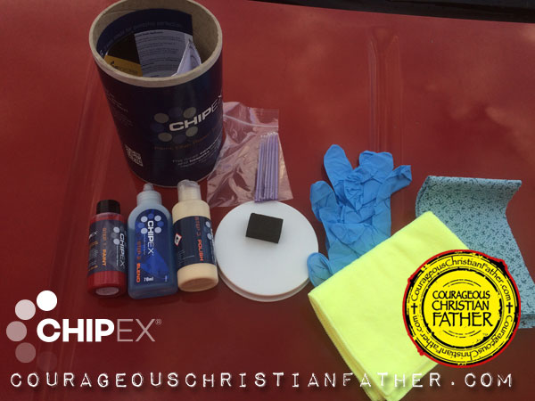 ChipEx Paint Chip Repair System Review & Giveaway