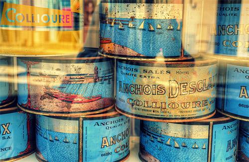 Tout savoir sur l 39 anchois cours de cuisine mon - Cuisine moleculaire lille ...