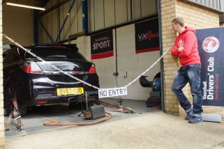 VxDC Rolling Road Day May 2015