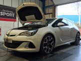 Astra J VXR Rolling Road Mapping