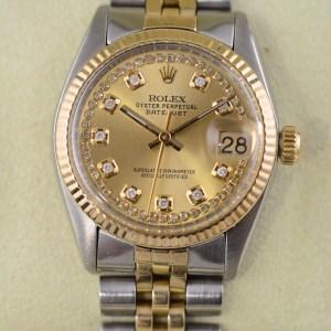 Die Rolex Midsize Datejust