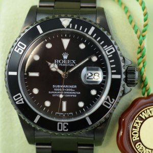 Rolex Submariner DLC