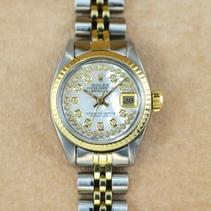 Rolex Lady Datejust bicolor