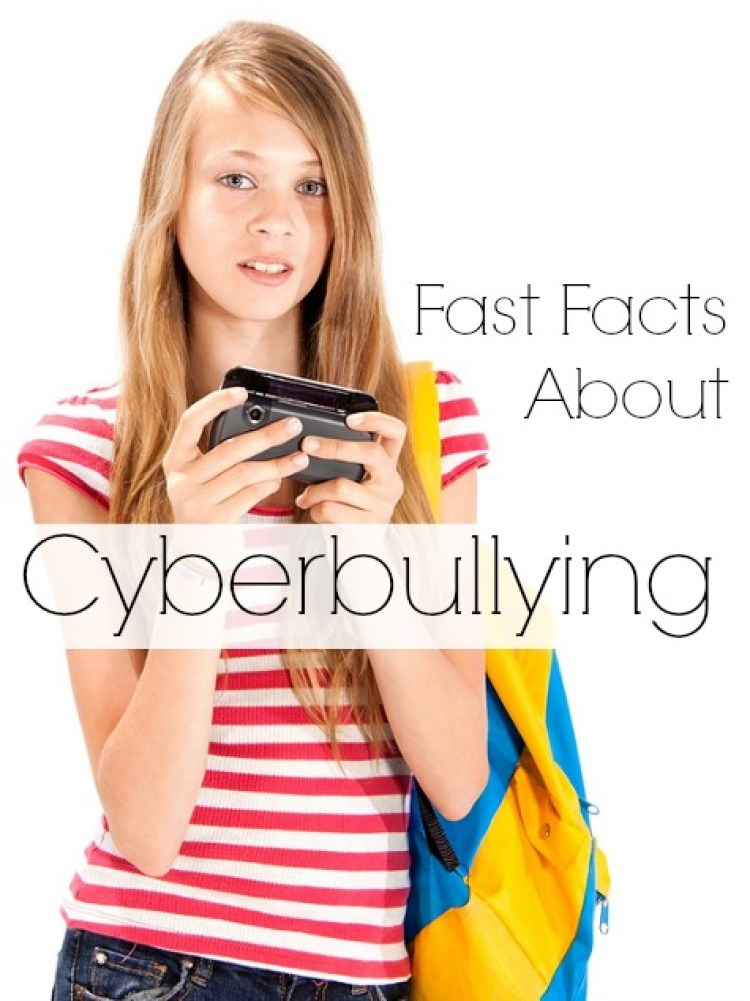 Bullying Statistics - Fast Facts About Cyberbullying