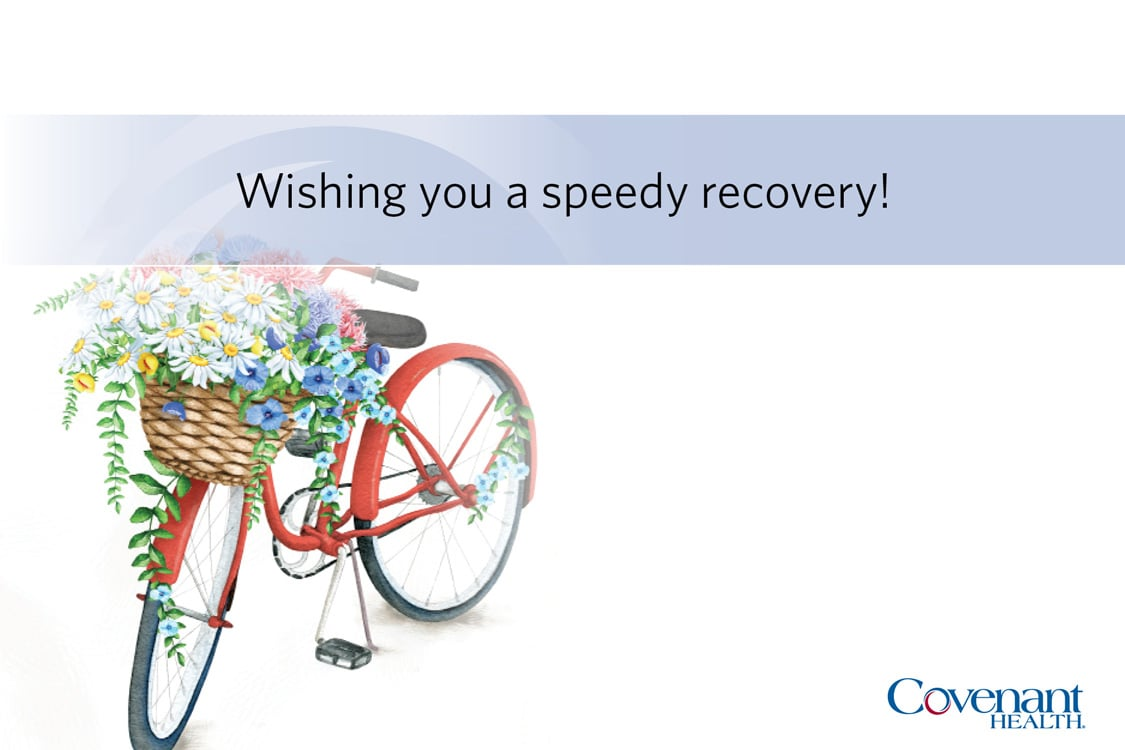 Fullsize Of Wishing You A Speedy Recovery