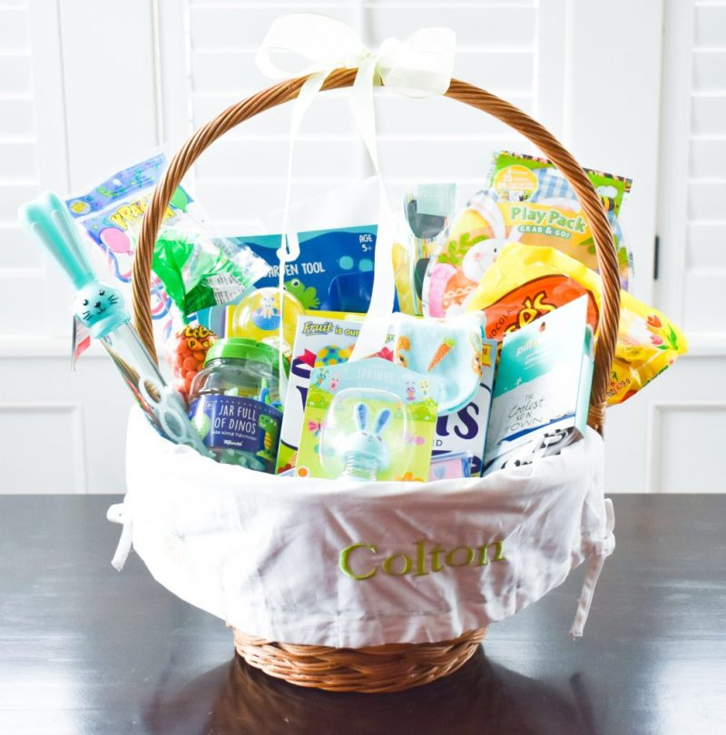 Large Of Pre Made Easter Baskets