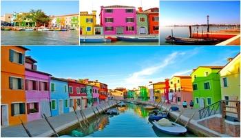 Wenecja - co warto zobaczyć w Burano