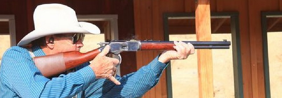 Badmann Bob – 70-Year-Old CAS Gun Range World Champ