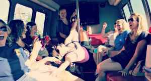 dance in bus
