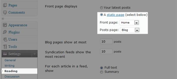 static_homepage