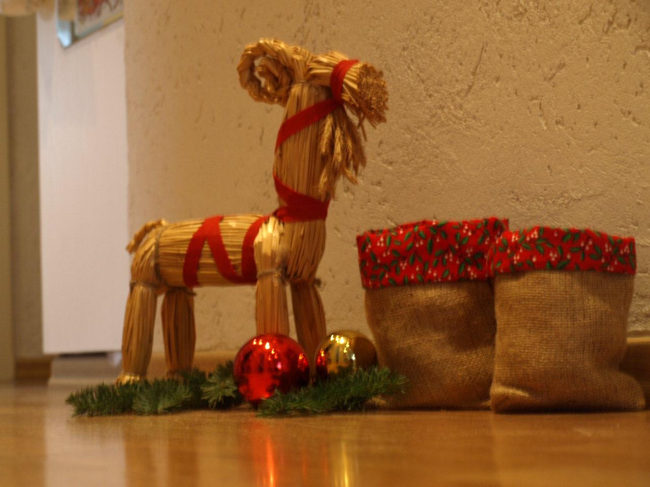 weihnachtsdeko zu hause cozy and cuddly