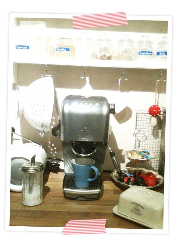 Kaffee...jede Menge Kaffee