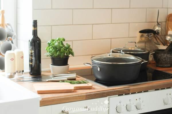 Die neuen Messer von Tchibo im Test – mit Rezept für leckeres Rotwein-Gulasch vom Galloway (Werbung)