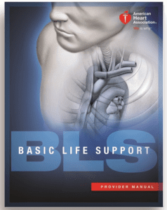 Current AHA BLS Book