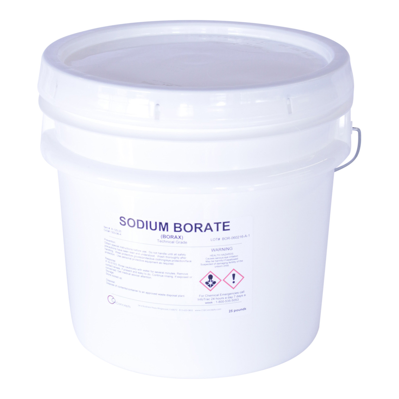 Gallant Slime Sodium Borate Lbs Cq Concepts Boric Acid Borax Buffer Boric Acid Or Borax houzz-03 Boric Acid Vs Borax