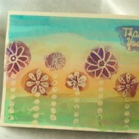 How to Make Emboss-Resist Watercolor Cards