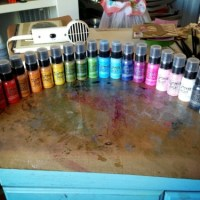 Craft Product Review: Ranger Ink Tim Holtz Distress Paint