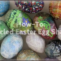 How-To Recycle Plastic Eggs into Musical Shakers (Sensory Craft)