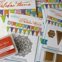 Overview of new Spellbinders Celebra'tions by Richard Garay