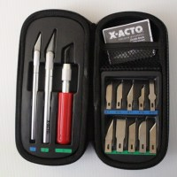 Xacto Craft Knife Kit Overview