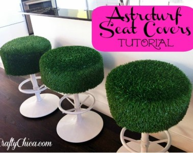 Astroturf Seat Covers