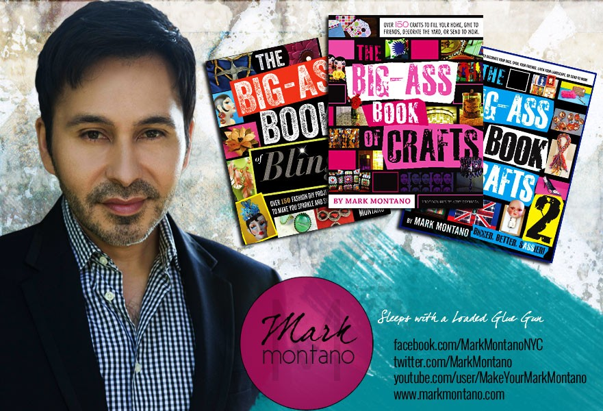 Big Ass Book Of Crafts By Mark Montano