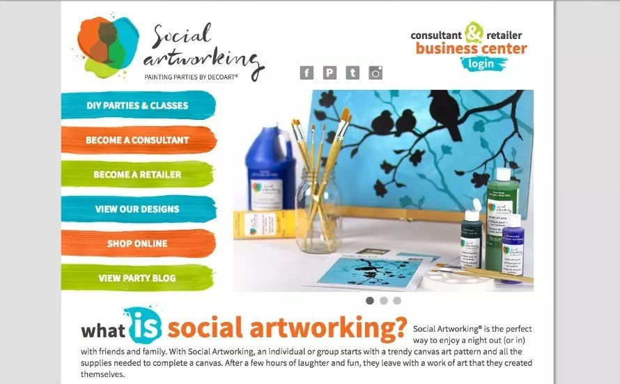 Social Painting Classes Promo Codes For Dress Barn