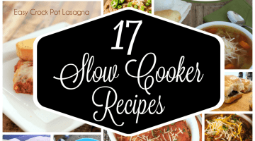 17 Slow Cooker Recipes