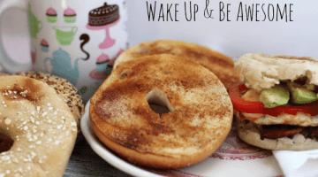 Wake Up & Be Awesome