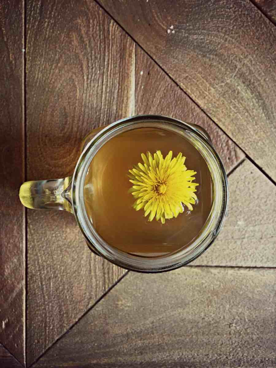 How to Make Dandelion Root Tea