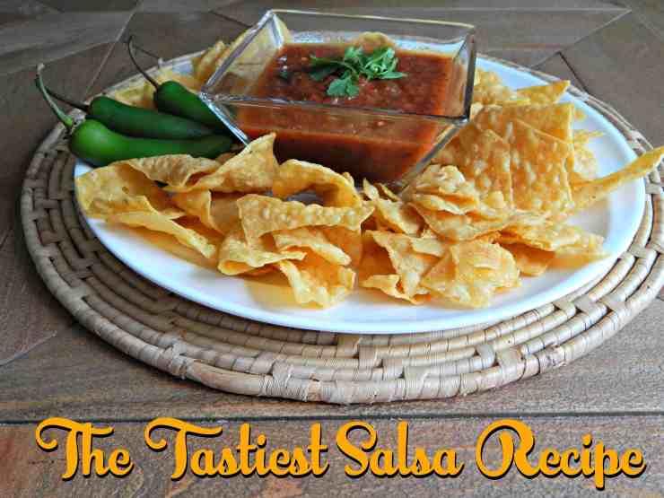 The Tastiest Salsa Recipe