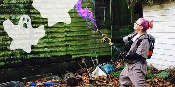 Ghostbusters Costume Tutorial