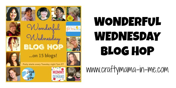 Wonderful Wednesday Blog Hop 176
