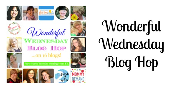Wonderful Wednesday Blog Hop 183