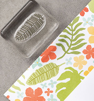 Botanical Gardens Stampin' Up! Collection