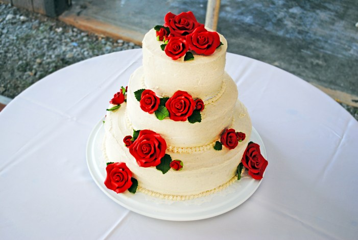 diy wedding cake final 2