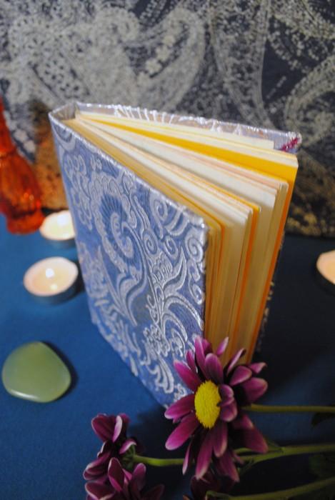 diy journal bookbinding final 2