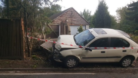 Car Accident Elmbridge Road 11-10-15