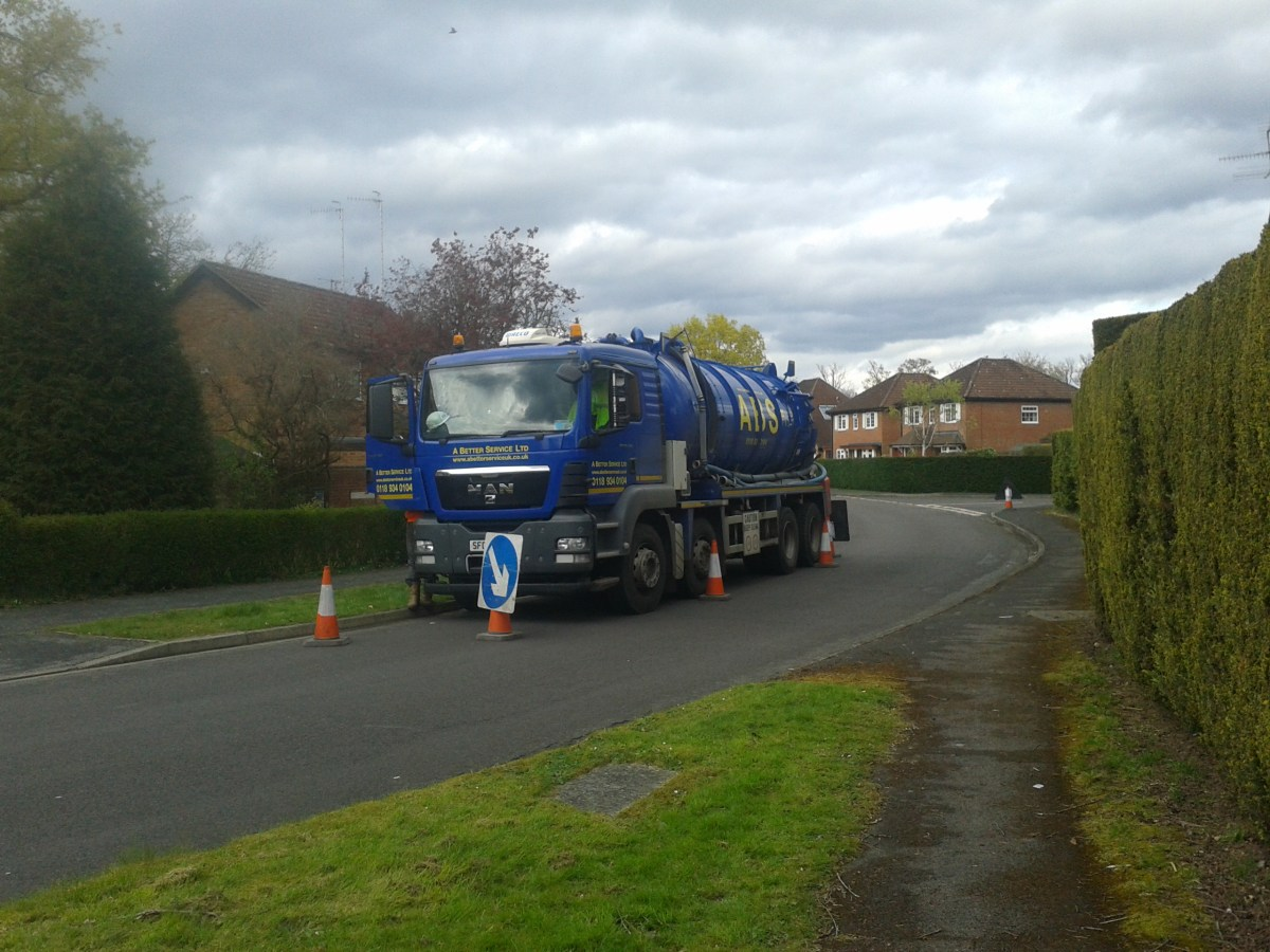 Cranleigh Sewage - The Plot Thickens!
