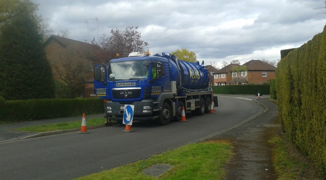 Cranleigh Sewage – The Plot Thickens!