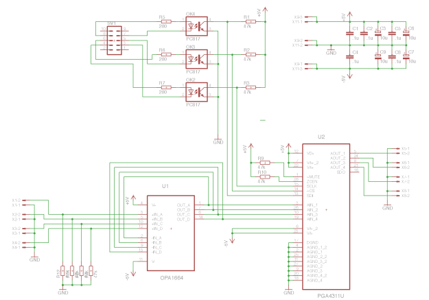 QuadVol circuit diagram