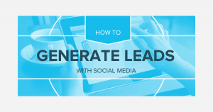 generating leads with social media