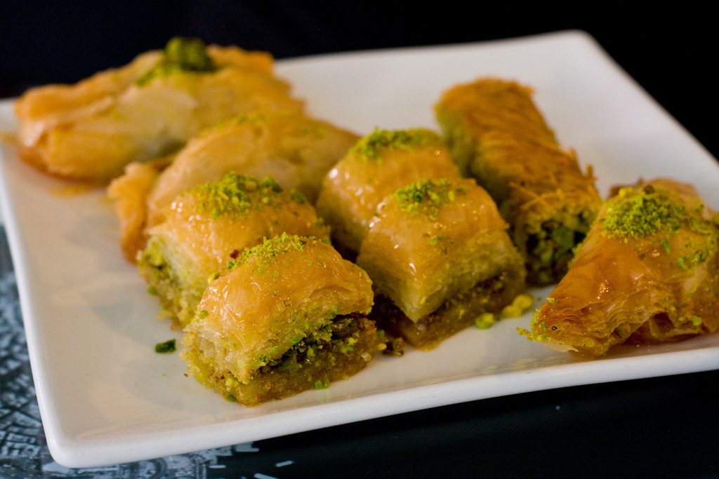 Homemade Baklava – Yes You Can!