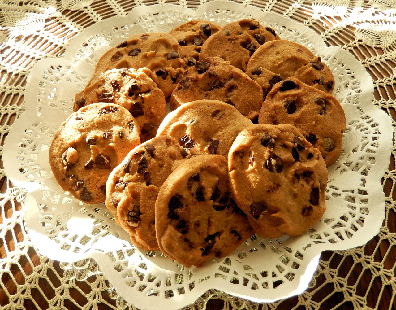 How to make your own Chips Ahoy Cookies