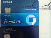 Chase Ink Business Card - 5X Ultimate Rewards for office supply stores